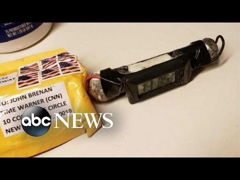 Mail bomb spree spreads fear throughout the country