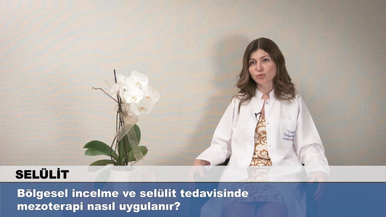 Mezoterapi ile Selülit Tedavisi: Selülit Mezoterapisi