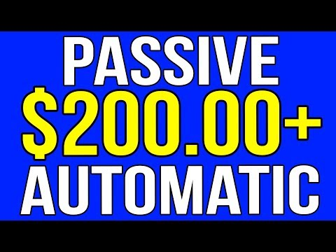 10 Residual Income Opportunities: Work At Home PASSIVE INCOME Ideas For BEGINNERS