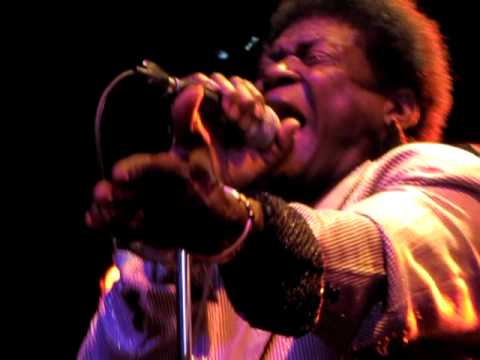 "Charles Bradley & The Budos Band ""Why is it so hard"""
