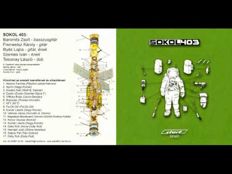 SOKOL 403 - Start... (teljes album) 2002