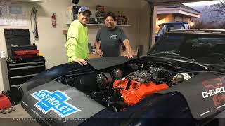 1964 Corvette Restoration