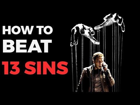"""How to Beat """"THE DEATH GAME"""" in 13 Sins"""