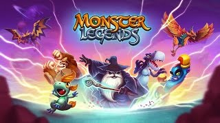 Monster Legends Official 2016! Modded Apk