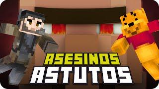 ¡ASESINOS OCULTOS! | Minecraft