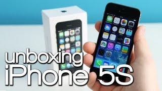 iPhone 5S - Rozpakowanie i pierwsze wrażenia - Unboxing PL (Apple)