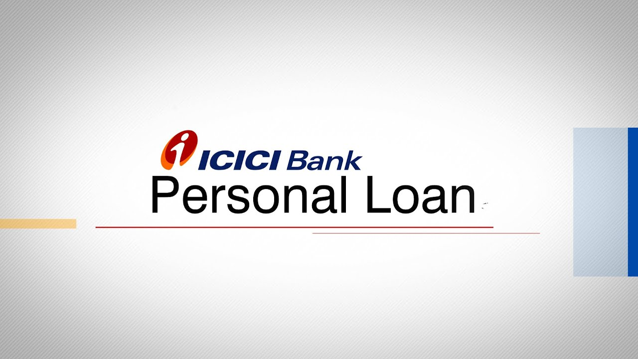 How to Apply for an ICICI Bank Personal Loan on BankBazaar.com - YouTube