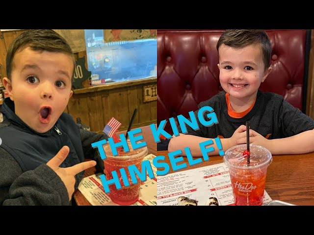 Adorable kid rates shirley temples as The Shirley Temple King