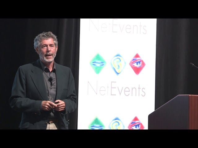 How to Pick the Game Changers – Opening Day One keynote session by Professor David Cheriton
