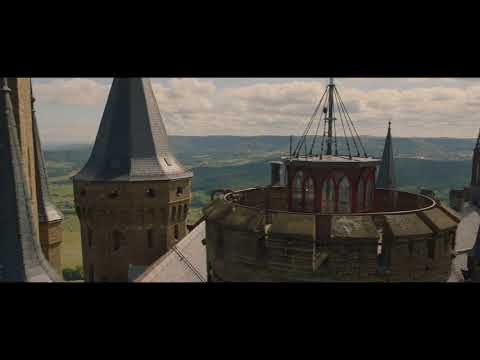 Hohenzollern Castle by DRONE!