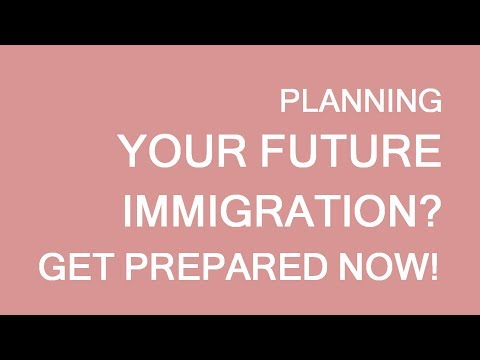Prepare for future immigration to Canada. LP Group