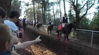 Denis Kožljan na Trki na prstenac