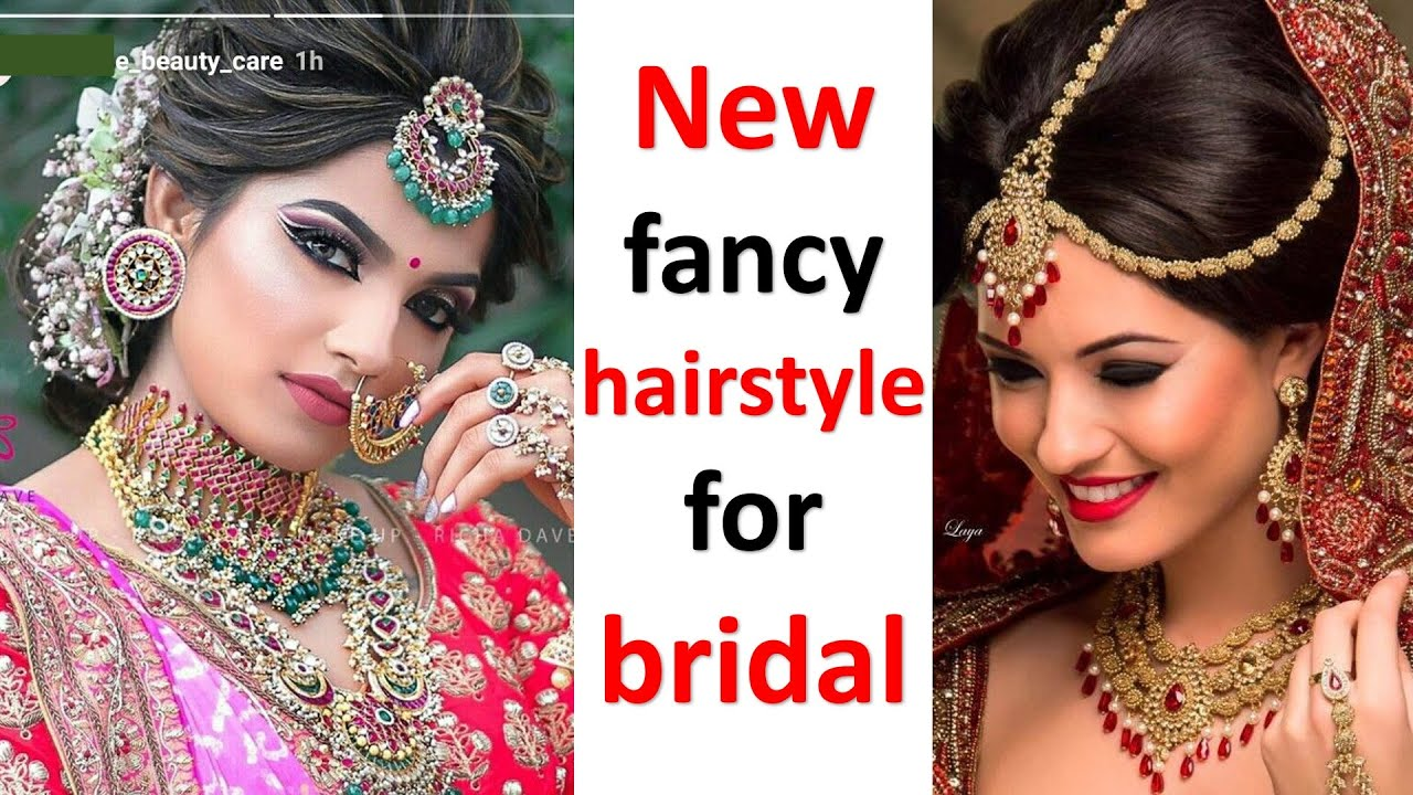 antique hairstyle for bridal || easy hairstyles || wedding hairstyles || juda hairstyle ...