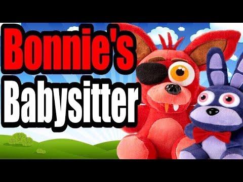 FNAF Plush - Bonnie's Babysitter