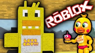 CHICA ES UN BOSS! Animatronic Tycoon FNAF Roblox Gameplay - Parte 2