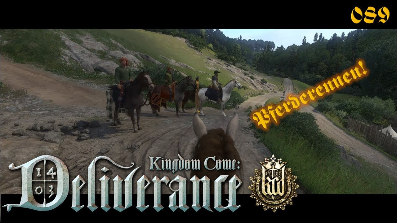 Kingdom Come Pferderennen