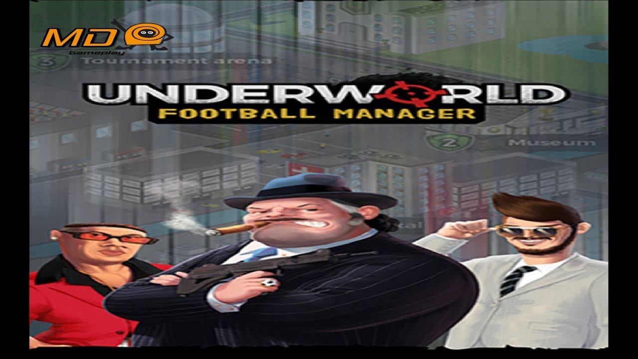 underworld football manager mod apk