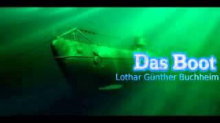 Das Boot 1v2 Lothar-Günther Bucheim (Hörbuch)