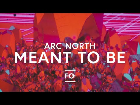 Arc North - Meant To Be (feat. Krista Marina) [Lyric Video] thumbnail