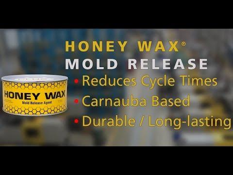 Stoner Molding Honey Wax® Paste Wax Mold Release Adhesive
