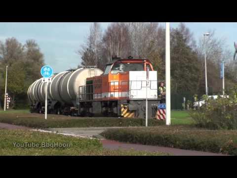 LOCON locomotive in action