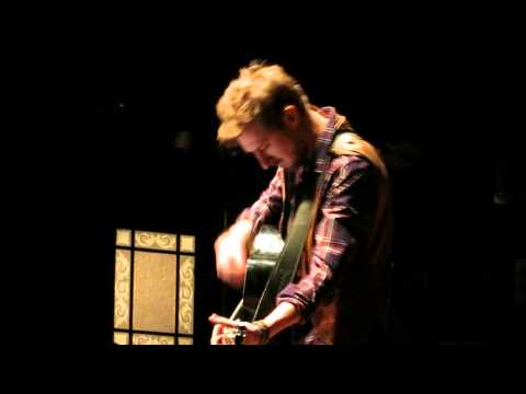 Arthur Darvill - Say It To Me Now | 'Once' (The Musical) Secret Gig