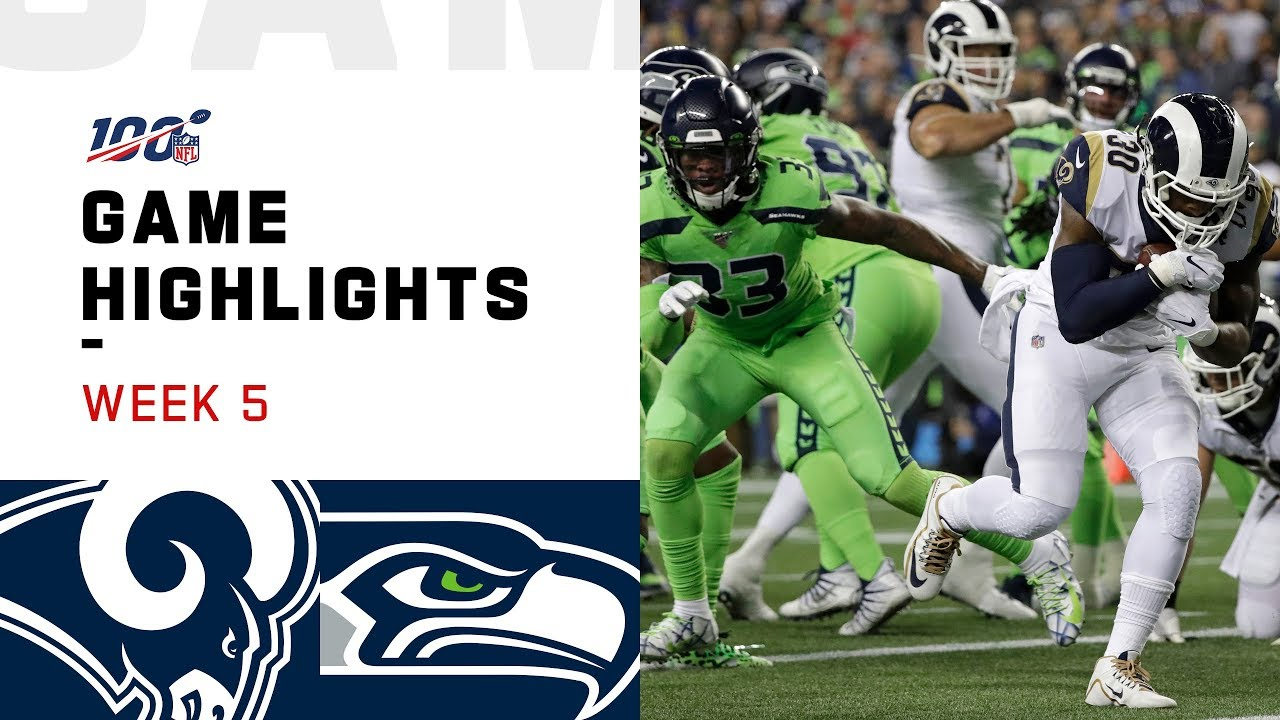 Seahawks vs. Rams: 4 Things to Watch