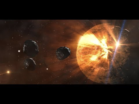"Warning ""Scientist Say An Asteroid Will Hit Earth"""