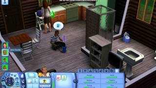 Potty Training - Sims 3 Letsplay Part 3