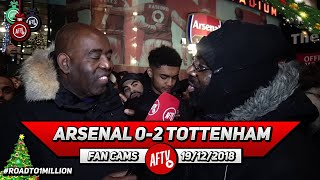 Arsenal 0-2 Tottenham | Spurs Are Better Than Us In Every Department! (Kenny Ken)