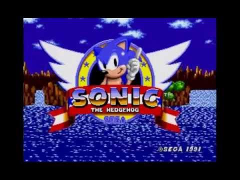 Sonic the Hedgehog Genesis Walkthrough (Full)