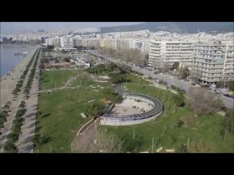 Video Redevelopment of the New Waterfront of Thessaloniki