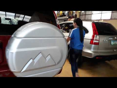 2014 FORD EVEREST 4X2 MT