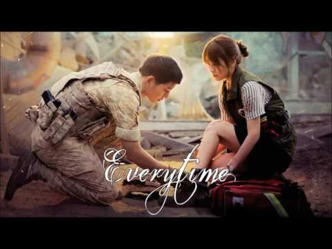 Descendants Of The Sun OST - Everytime - Chen (EXO) & Punch from YouTube · Duration:  3 minutes 8 seconds
