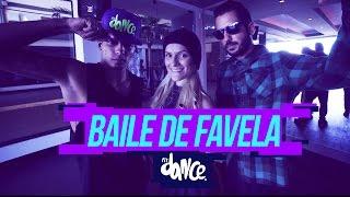 mc joão baile de favela coreografia fitdance