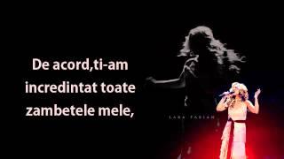 Lara Fabian- Je t