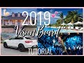 The vision board tutorial that will change your life   How to make a vision board for 2019