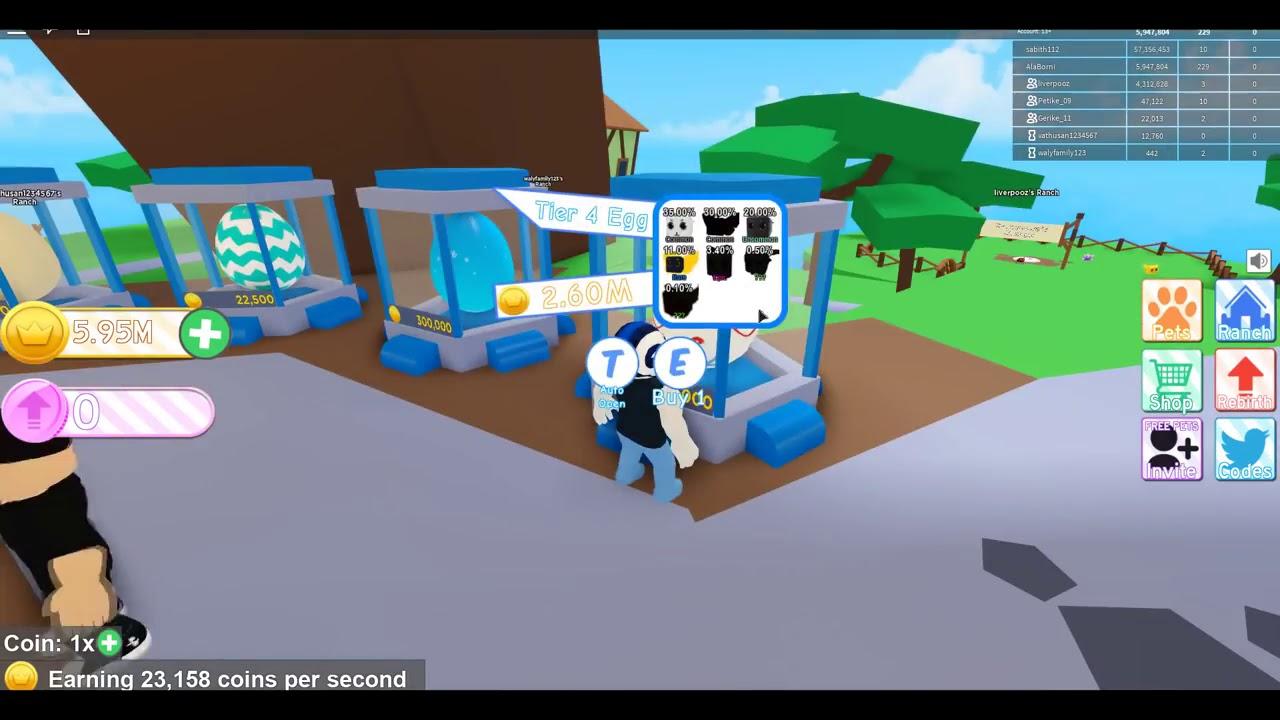 [🐾NEW🐾] ROBLOX Pet Ranch Simulator Script/Hack 2019 ✔️ HACK