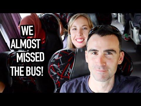 CUTTING IT FINE! Kuala Lumpur to Georgetown Penang MALAYSIA / Travel Day Vlog
