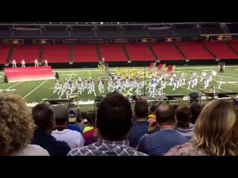 Bluecoats 2016 Down Side Up