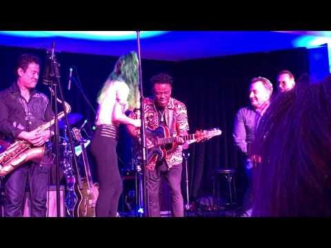 Allstars concert - Chameleon @ Mallorca Smooth Jazz Festival 2017