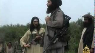 سيطرة حركة طالبان على مناطق بين باكستان وأفغانستان