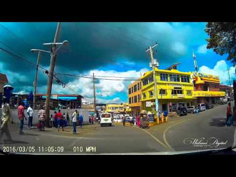 Knockpatrick Mandeville to Spur Tree Jamaica