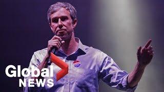 Midterm Elections: Beto O'Rourke congratulates Ted Cruz on victory