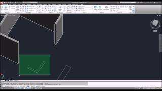 AutoCAD Tutorial Basico Starter 40 / Como dibujar Autocad 3D INICIACION Curso 1 HD thumbnail