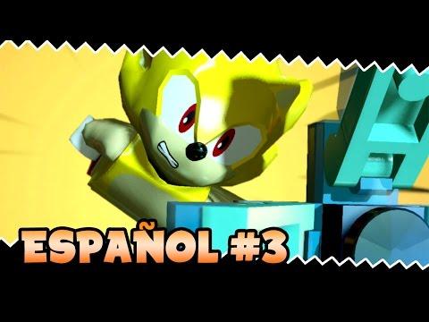 LEGO Dimensions: Sonic Level Pack ESPAÑOL (Historia 3/3) | Sergindegasonic