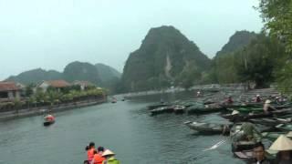 越南北越 陸龍灣 何森鎰 簡妙羽 風景如畫