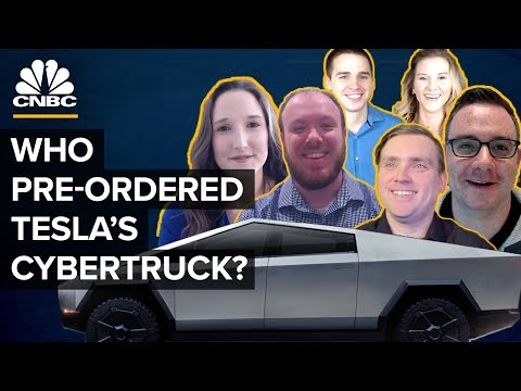 Who Pre-Ordered Tesla's Cybertruck?