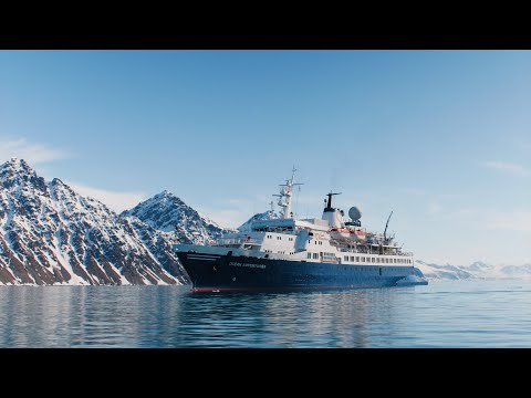 Explore Spitsbergen in 60 Seconds