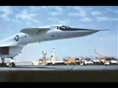 Edwards Air Force Base Documentary - 1967